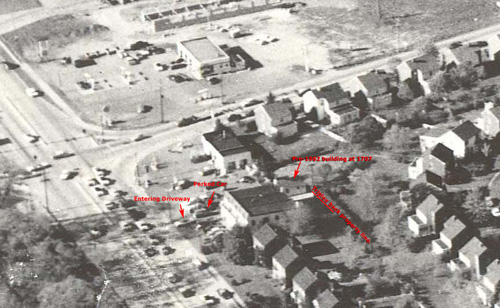 1959 Arial View
