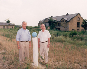 Blue Ball in 2002
